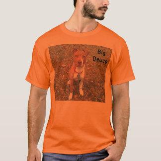大きいデュース Tシャツ