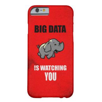 大きいデータは見ています BARELY THERE iPhone 6 ケース