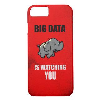 大きいデータは見ています iPhone 8/7ケース