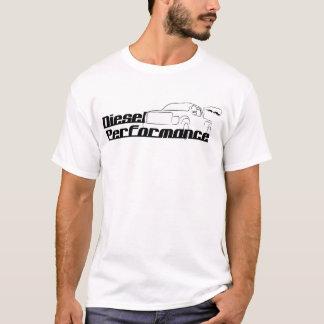 大きいトラックの性能のワイシャツ Tシャツ