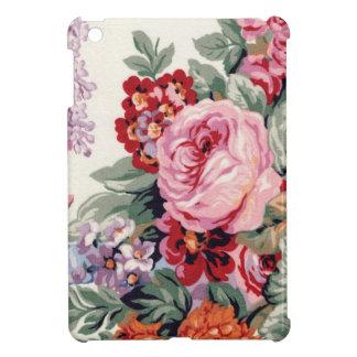 大きいピンクのバラ園のiPad Miniケース iPad Miniケース