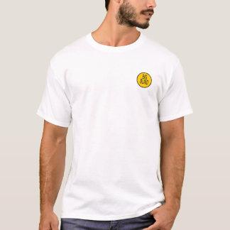 大きいブラインド Tシャツ