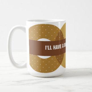 大きいベーゲルのマグ コーヒーマグカップ