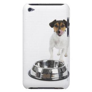 大きいボールを持つ犬 Case-Mate iPod TOUCH ケース