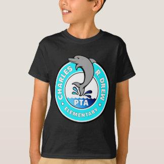大きいロゴ、分類された色-子供 Tシャツ