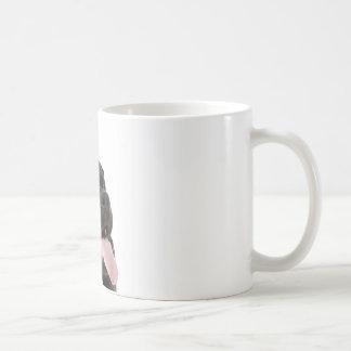 大きいロットワイラー コーヒーマグカップ