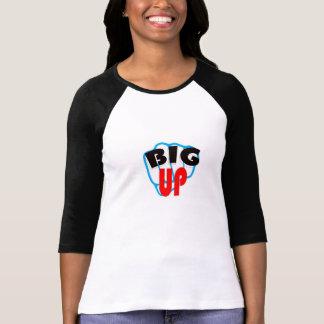 大きい上り Tシャツ