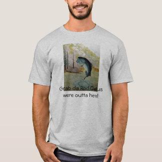 大きい低音! 勧誘の16x20油 tシャツ