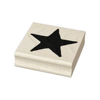 大きい国の星のゴム製芸術のスタンプ ラバースタンプ