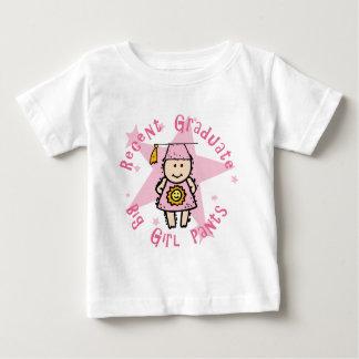 大きい女の子のズボン ベビーTシャツ
