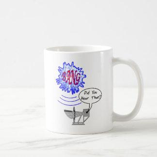 大きい強打のマグ コーヒーマグカップ
