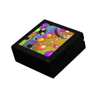大きい強打の虹のギフト用の箱 ギフトボックス