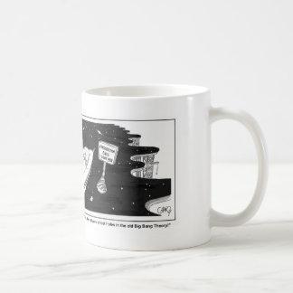 大きい強打理論のマグ コーヒーマグカップ