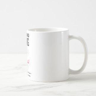 大きい強打理論 コーヒーマグカップ