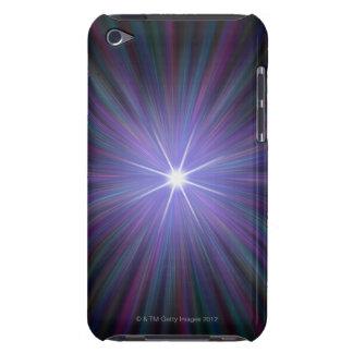 大きい強打、概念的なコンピュータアートワーク Case-Mate iPod TOUCH ケース