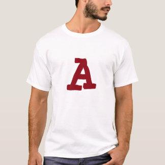 大きい手紙Shirt* Tシャツ