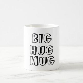 大きい抱擁マグ コーヒーマグカップ