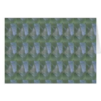 大きい水晶石造りの宝石DIYのテンプレートNVN441 カード