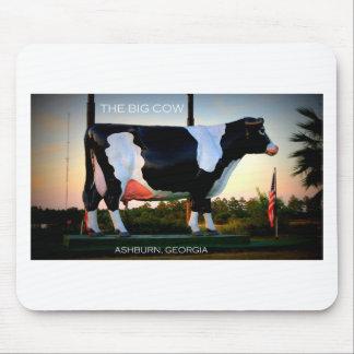 大きい牛- ASHBURN、ジョージア マウスパッド
