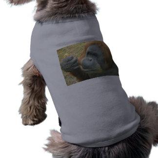 大きい犬のためのオランウータンの上 ペット服