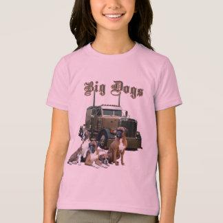 大きい犬 Tシャツ