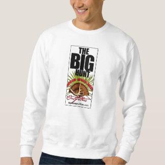 大きい狩り スウェットシャツ
