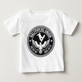 大きい空のHalfpipers連合 ベビーTシャツ