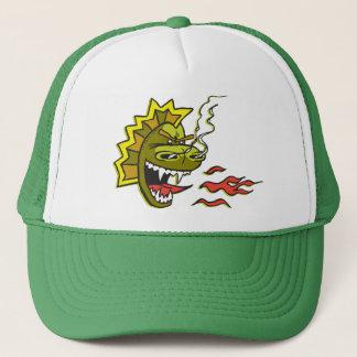 大きい緑のSmokieのトラック運転手の帽子 キャップ