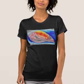 大きい貝 Tシャツ