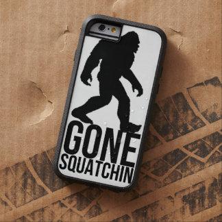大きい足によって行くsquatchin tough xtreme iPhone 6 ケース