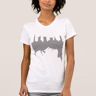 大きい都市夢 Tシャツ