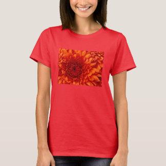 大きい野生花 Tシャツ