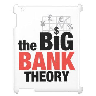 大きい銀行理論 iPadカバー