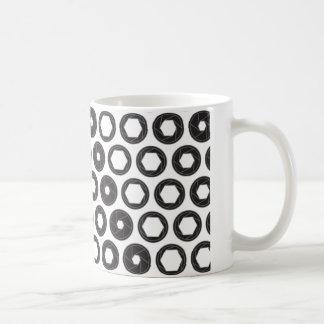 大きい開き コーヒーマグカップ