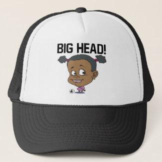 大きい頭部 キャップ