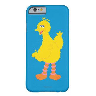 大きい鳥のグラフィック BARELY THERE iPhone 6 ケース