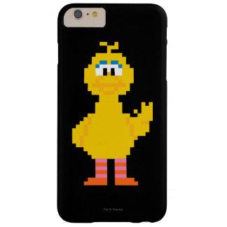 大きい鳥ピクセル芸術 BARELY THERE iPhone 6 PLUS ケース