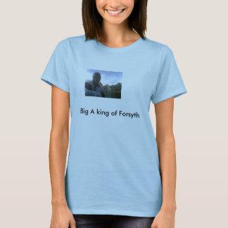 大きいAのTシャツ Tシャツ