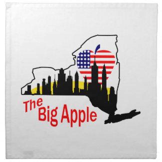 大きいApple ナプキンクロス