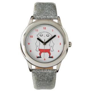 大きいGaloot 腕時計