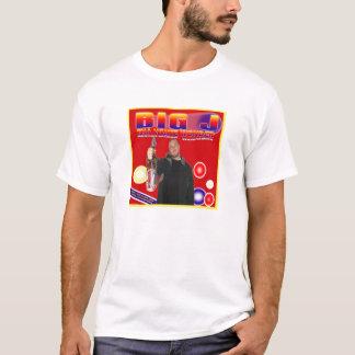 大きいJ: THAの白い驚異のTシャツ Tシャツ