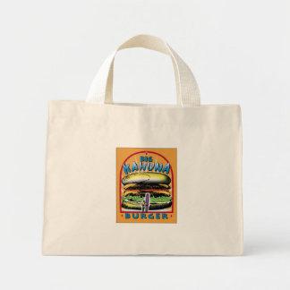大きいkahuna ミニトートバッグ