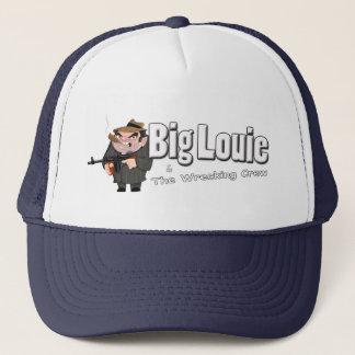 大きいLouie及び破壊の乗組員のトラック運転手の帽子#1 キャップ