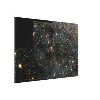 大きいMagellanicのきらびやかな星の群れ キャンバスプリント