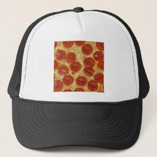大きいpepperoniピザ キャップ