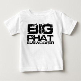 大きいPhatサブウーファーDubstep ベビーTシャツ