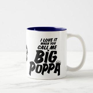 大きいPoppaのマグII ツートーンマグカップ