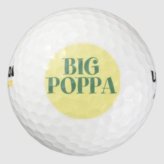 大きいPoppa ゴルフボール