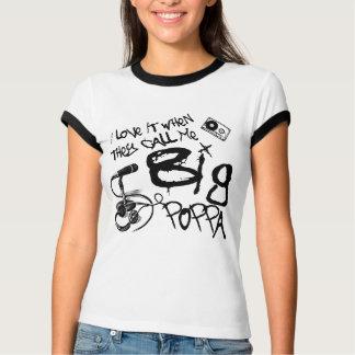 大きいPoppa Tシャツ