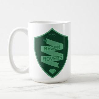 大きいRegenの粗紡機のマグ コーヒーマグカップ